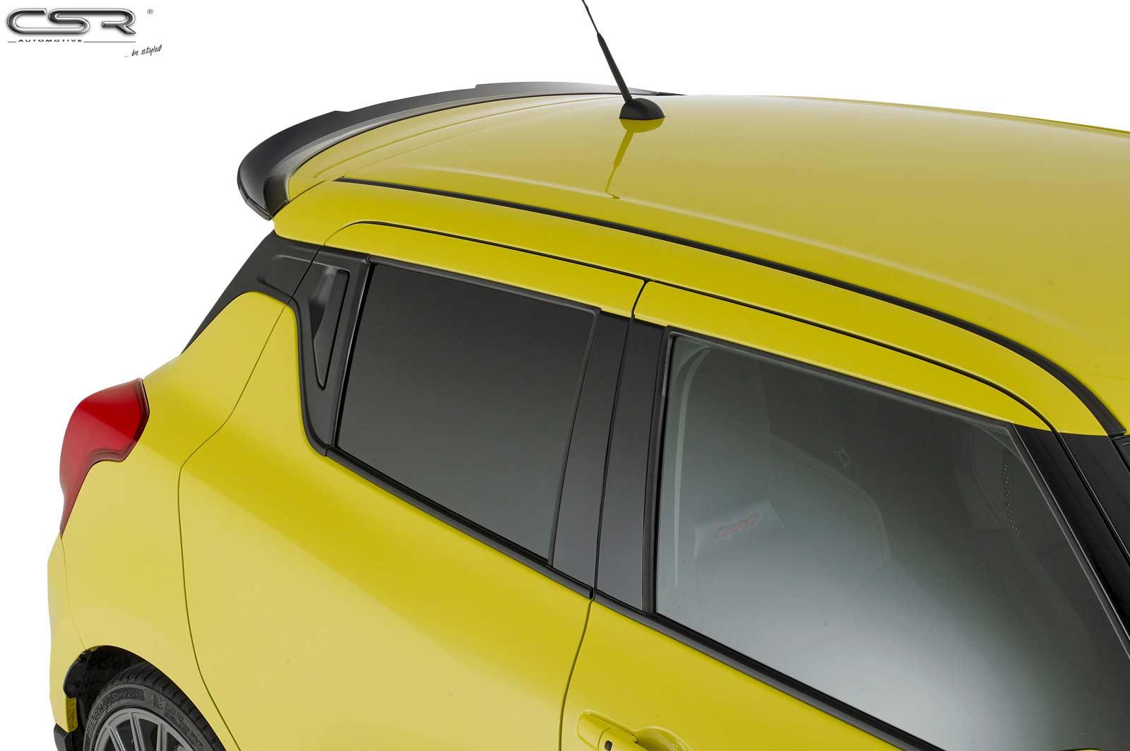 RZ//AZ CSR-Automotive Heckfl/ügel mit ABE Kompatibel mit//Ersatz f/ür Suzuki Swift 6 Sport HF670-G