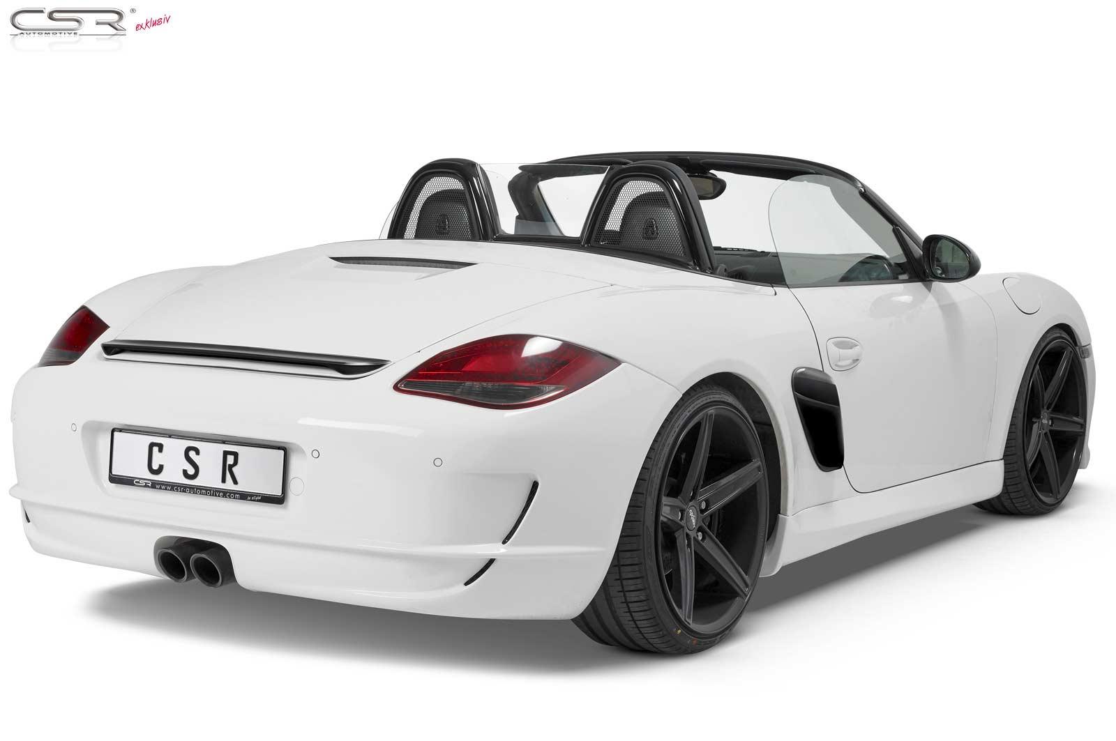 CSR Frontansatz für Porsche 987 Cayman FA987C