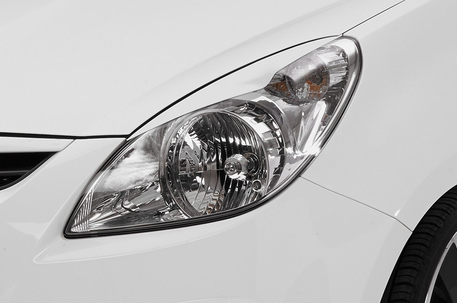 Airintakes Spoileraufsatz Flaps für Hyundai I20 GB AI020