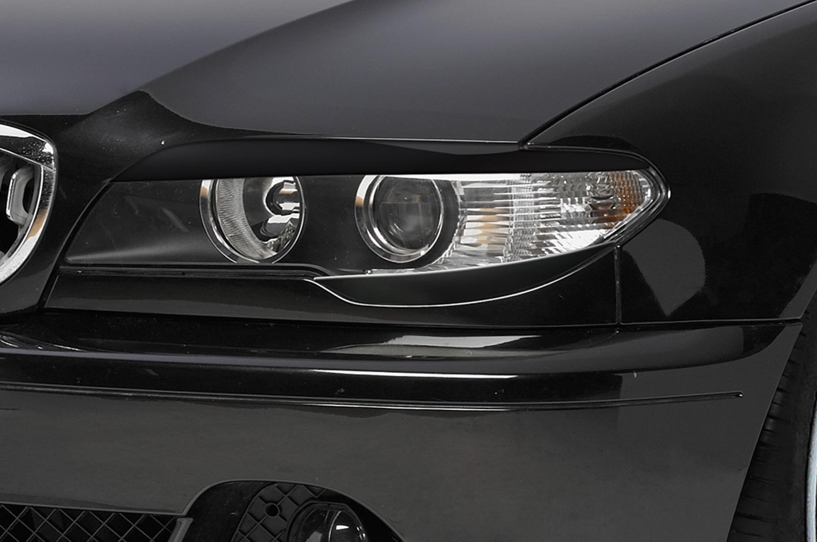 RDX Scheinwerferblenden BMW E39 Böser Blick Blenden Spoiler Tuning
