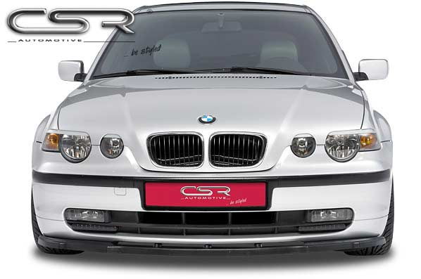 Cup Spoiler Lippe Front Ansatz Schwert ABE für BMW 3er E46 CSL085