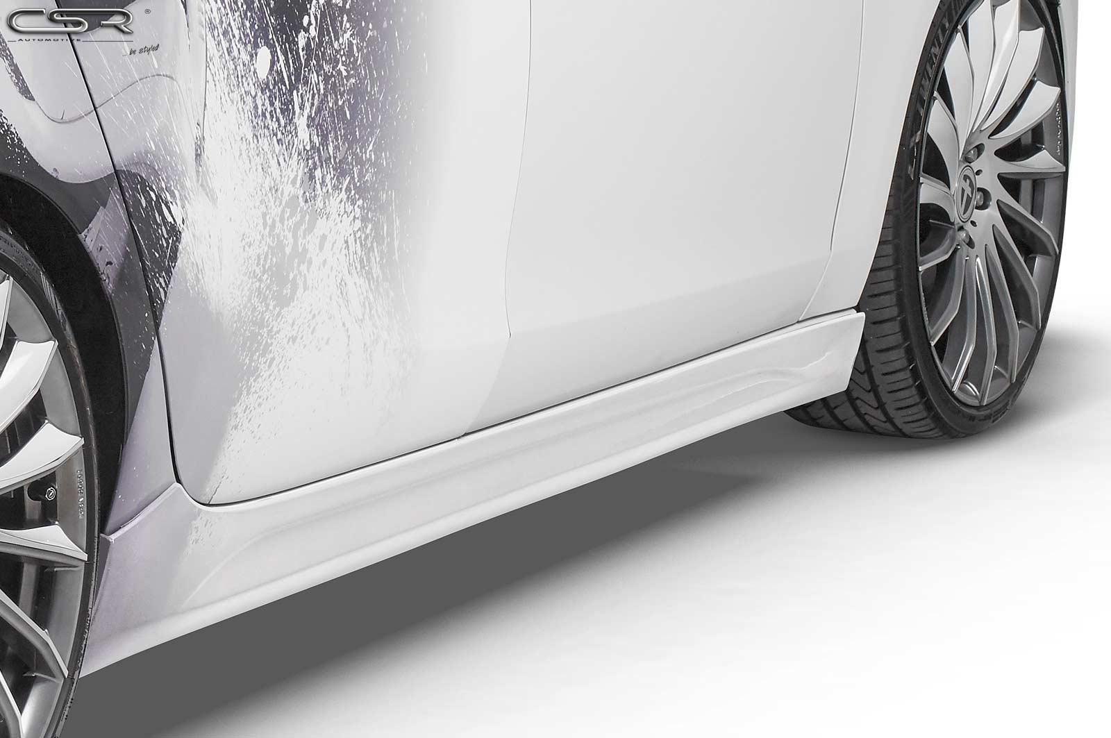 Opel VW Seitenschweller Schweller Seitenspoiler für Ford Seat SS215