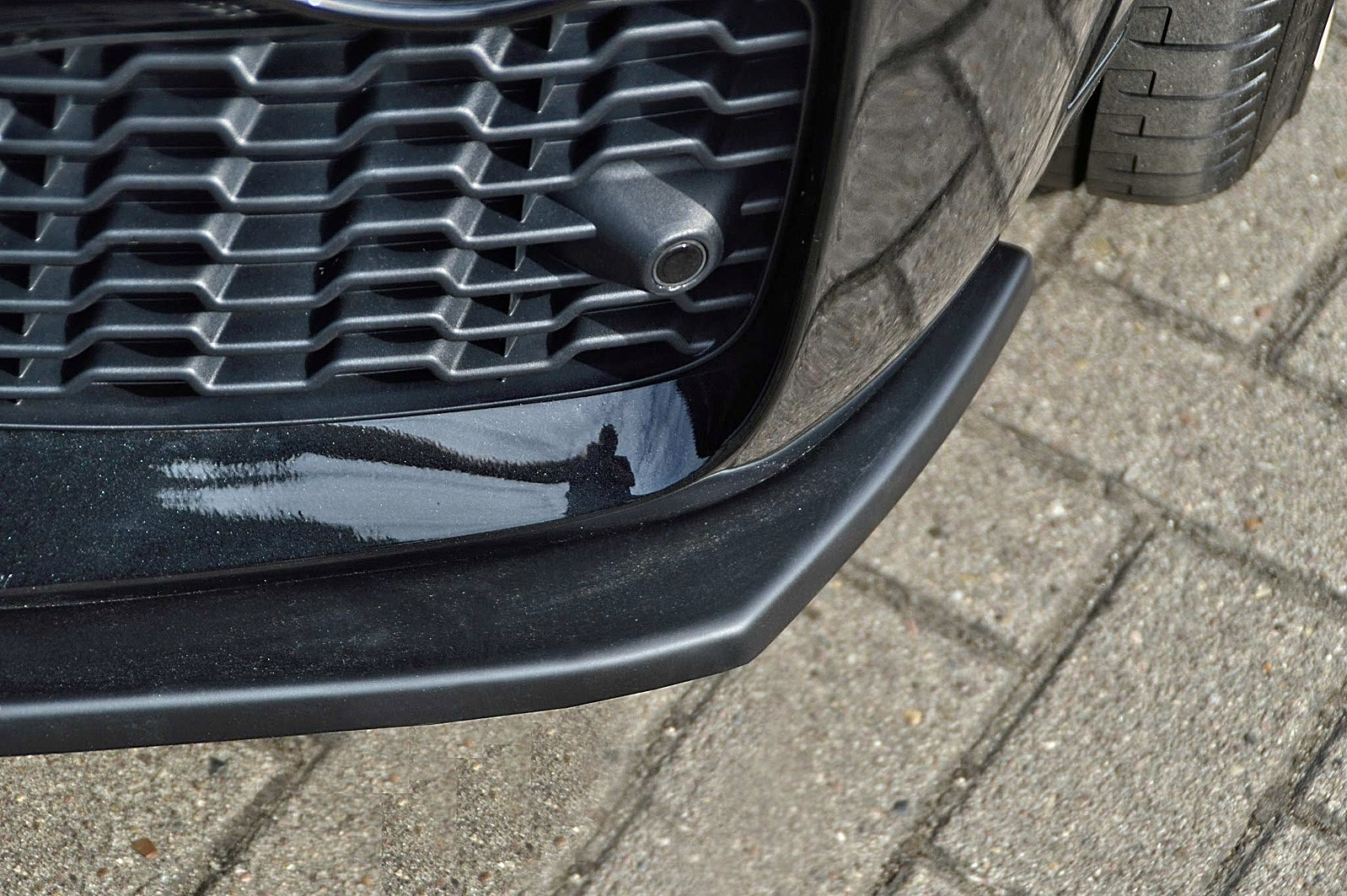 In Tuning Cup Spoilerlippe Aus Abs Fur Bmw X3 F25