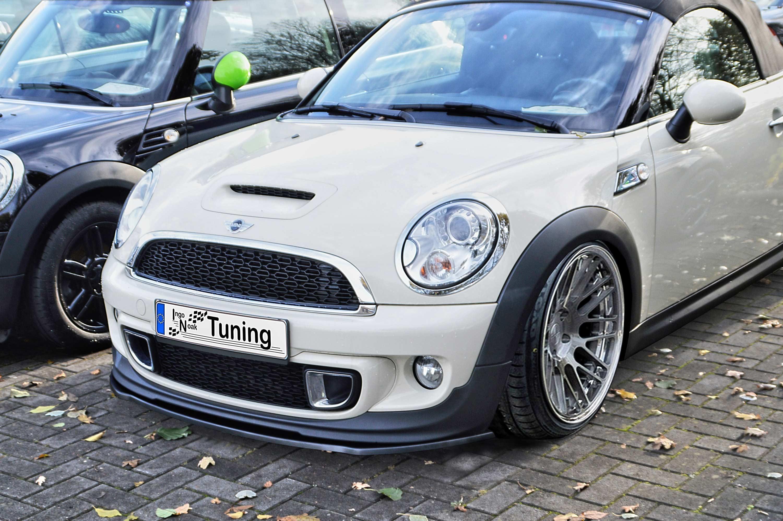 In Tuning Cupspoilerlippe Für Mini Cooper S Cabrio R57