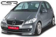 TÜV-Teilegutachten für CSR Airintakes für Mercedes A-Klasse W176 AI010